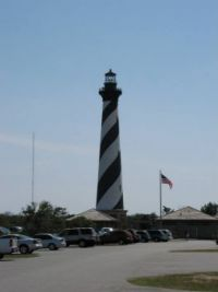 Themes - Lighthouses - Cape Hatteras Lighthouse