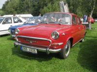 Skoda 1000 MB DeLuxe (model 1967)