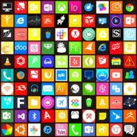 App and Icon mix