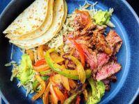 Skirt Steak Fajita Plate
