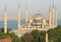 Landmark: Blue Mosque, Istanbul, Turkey