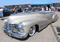 """Cadillac """"Series 62"""" - Convertible - 1947"""