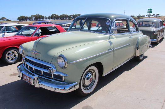 "Chevrolet ""Styleline Deluxe Coupé"" - 1949"