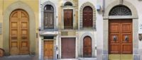 An Entrancement* of Doors of Florence