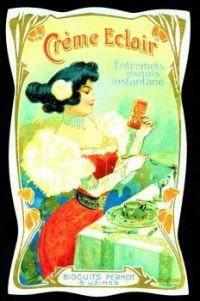 Biscuits Pernot - Creme Eclair