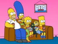 The Simpsons - Couch