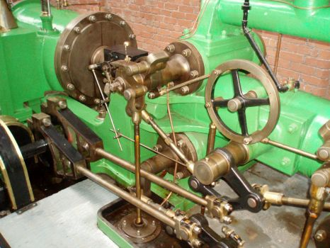 Steam operated Engines (2)