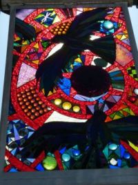 Stain glass work 2