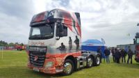 Poppy Scotland Volvo