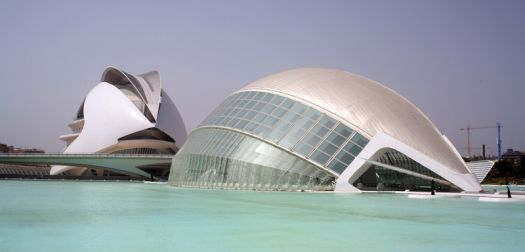 Arts & Sciences, Valencia, Sp by cavalierelatino on flickr