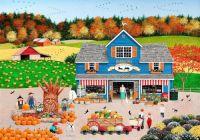 Pumpkin Shoppers