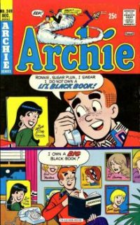 Archie: The Black Book