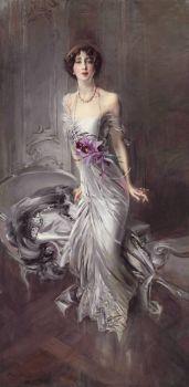 Madame Doyen- G. Boldini
