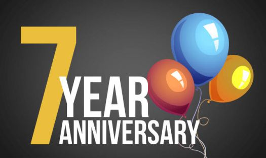 My 7 Year Anniversary on Jigidi!!
