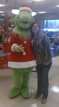 Kayla and the Grinch