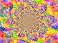 A Pretty Kaleidoscope - Pixie Sized