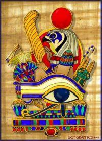Egyptian - Eye of Horus
