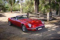 Jaguar XKE Classic Convertible