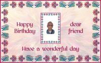 Happy Birthday dear Mr Smith of twosmiths fame (twosmiths)