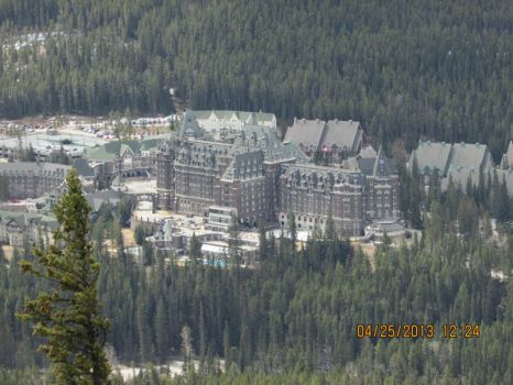 The Fairmont Banff Spring Hotel