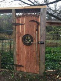 Our new doggie door.