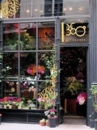 Flower shop in St Germain