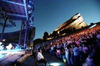 Red Rocks - Goldman Stage