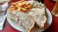 Best lobster sandwich ever – Shaw's Landing