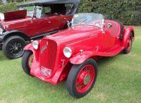 """Fiat """"508"""" - Balilla Spider - 1934"""