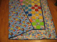 Baloons quilt
