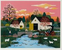 Duck Pond-Jane Wooster Scott
