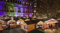 Christmas Market, Manchester UK