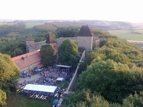 Hefaiston festival at Helfstejn castle, CZ