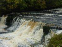 Aysgarth Waterfall Yorkshire