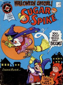Sugar and Spike Halloween Special