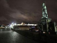 Pražský hrad z Karlova mostu