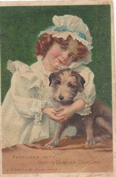 Vintage Postcard Advertisement #3