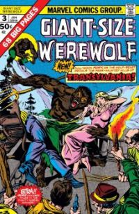 The Werewolf in Transylvania