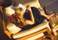 Cool Chardonnay on a Sunny Patio_Carrie Graber