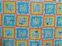 Kaeson's baby quilt