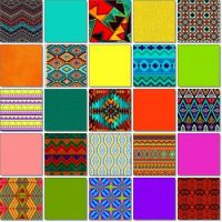 Textures and Colors of Africa