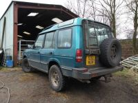 1998 Land Rover Discovery 300tdi ES