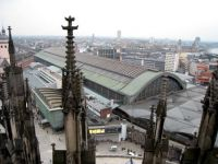 Cologne, Central Station