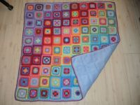 summer harmony blanket