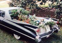 1959 Cadillac Flower Car