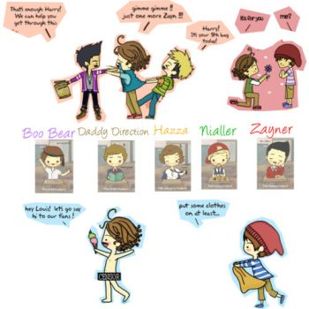 Cute One Direction!