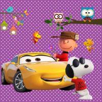 Snoopy's Car