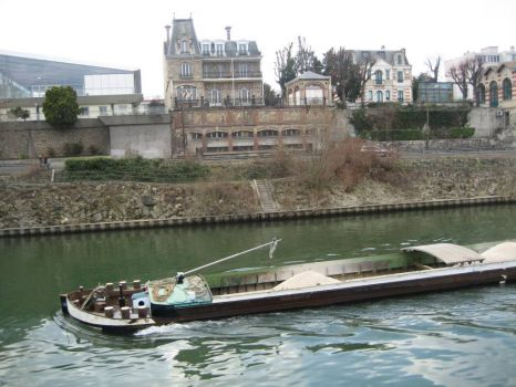 On River Seine