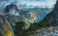Vesper Peak WA USA