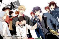 homra & scepter 4 boys